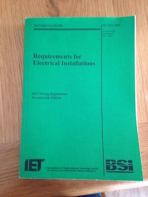 bs7671 17th edition