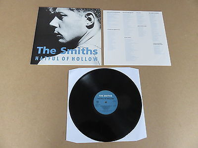 THE SMITHS Hatful Of Hollow ROUGH TRADE LP ORIGINAL 1986 UK PRESSING MORRISSEY