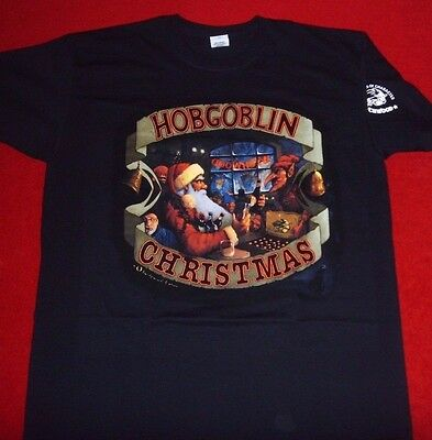 Wychwood Brewery Christmas Special Edition T-Shirt New  Size Large