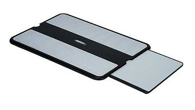 Aidata LAP005 LapPad, Portable LapDesk Notebook Stand with Retractable Mouse