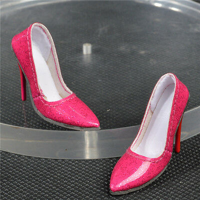 Sherry silver shoes for Sybarite SUPERDOLL GenX.1 GenX.2 2019 HOLIDAY