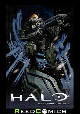 HALO TALES FROM SLIPSPACE HARDCOVER (96 Pages) New Hardback by Dark Horse