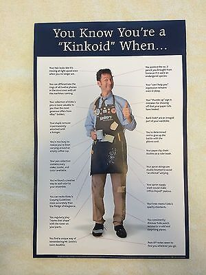 2 Ryan Stiles - Kenny The Co-Worker Posters - Kinko's - Whose Line Is It Anyway?