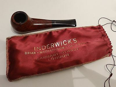Vintage Pipe from  Inderwick's of Carnaby Street, London - bagged