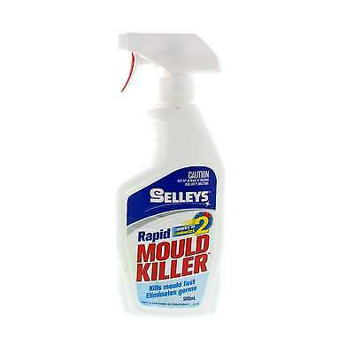Mould Killer Rapid Trigger Kills Mould and Germs Fast 500ml