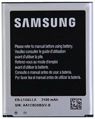 For Samsung Galaxy S3 OEM Original Standard Li-ion Battery 2100mAh+Stylus