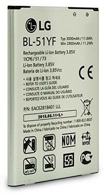For LG G4 3000mAh Standard Li-Ion Extended OEM Replacement Battery+Stylus