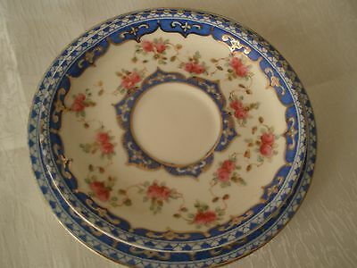 """Sutherland"" Saucer and Side Plate"