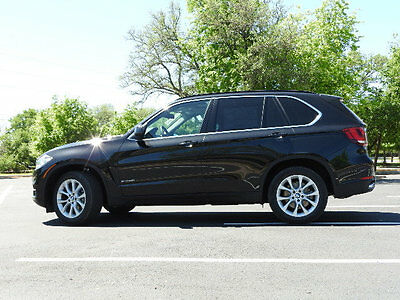 2016 BMW X5 sDrive35i BMW X5 sDrive35i-BMW COURTESY CAR CURRENTLY IN-SERVICE 4 dr Automatic Gasoline 3