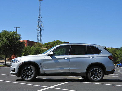 2016 BMW X5 xDrive35i xDrive35i BMW X5 sDrive35i-xLine-BMW COURTESY CAR CURRENTLY IN-SERVICE 4 dr Auto