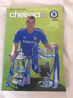 Chelsea FC 2012/13 Year Book