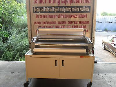 """Laminating 40""""  Industrial Nice And Clean Machine"""