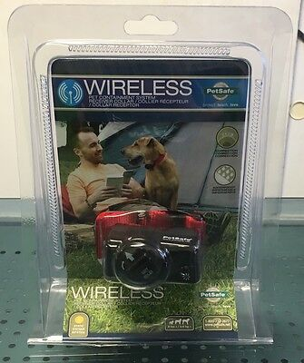 BRAND NEW Petsafe Wireless Pet Containment System Receiver Collar IF-275