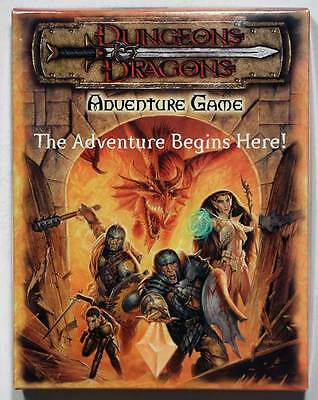 WOTC Dungeons and Dragons Version 3.0/3.5 Adventure Game Introductory Boxed Set