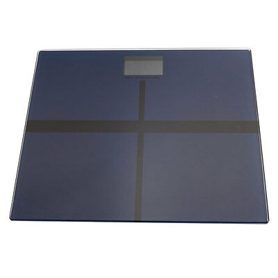 180KG Digital Electronic LCD Glass Weighing Scales Weight Scale Body Fat Loss