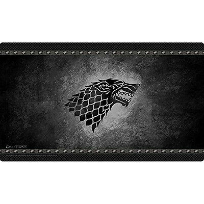 A Game Of Thrones 2nd Edition: House Stark Playmat Brand New