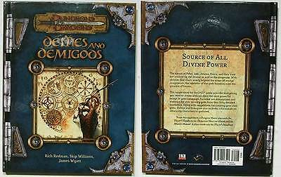 WOTC Dungeons & Dragons Vilely Fiendish Deity Books (3 of them)