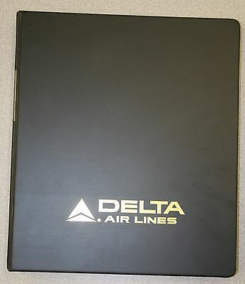 Delta Air Lines ICE AND RAIN PROTECTION DC-8 DC-9 L-1011 B-727 B-737 B-767 MD-88