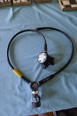 Zeagle 50D 1st and 2nd Stage Scuba Diving Regulator