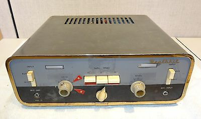 Heathkit record playback tube preamplifier Made in UK
