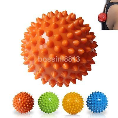 Spiky Massage Ball for Trigger Point Therapy Deep Tissue Massage Muscle Relief U