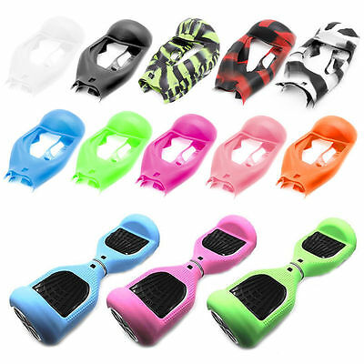 "Silicone Case Cover For 6.5"" 2 Wheels Smart Self Balancing Scooter Board Hover"