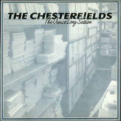"""Chesterfields The Janice Long Session EP 12"""" vinyl single record (Maxi) UK"""