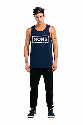 Mons Royale Shearer's Tank Top Mens Unisex Thermal Base Layer Winter New