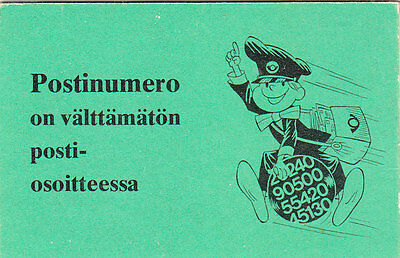 Finland 1939     1976     Nr 1642 Booklet
