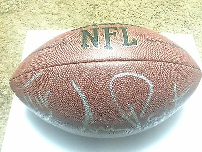 Signed New Orleans Super Bowl Ball By Sean Payton, With Cert Of Authenticity