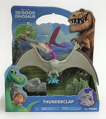 Disney L62026 The Good Dinosaur THUNDERCLAP Deluxe Large Figure with Critter
