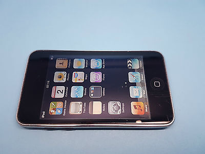 Apple iPod touch 2nd Generation (Late 2008) Black (8GB) - Bargain!