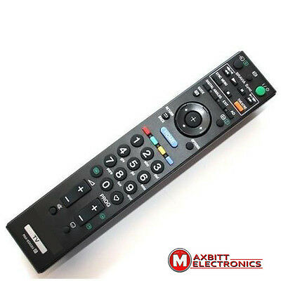 Sony RM-ED016 Replacement Remote Control for Sony BRAVIA TV