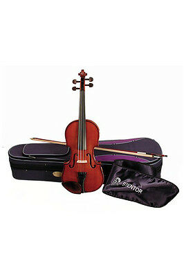 STENTOR I VIOLIN OUTFIT (3/4 and 1/16 size left)