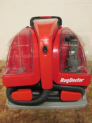 Rug Doctor Carpet Upholstery SPOT CLEANER Stain Cleaning Wet Vacuum PSC 1
