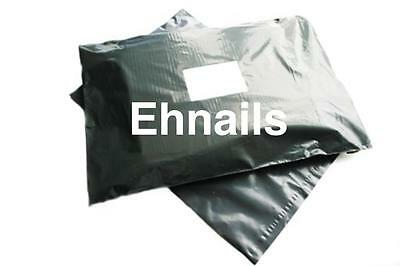 """20 Mailing Bags 13 x 19""""  Extra Large Grey Plastic Postage Postal Mail Bag  AO08"""