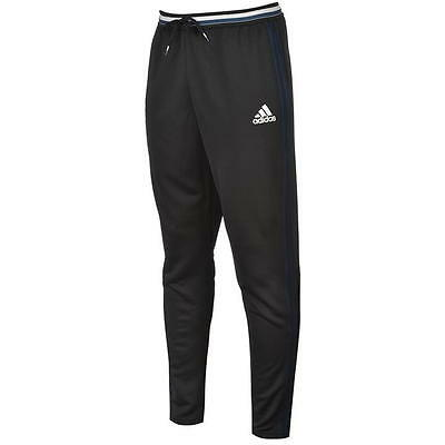 adidas MUFC Tracksuit Bottoms Mens size M
