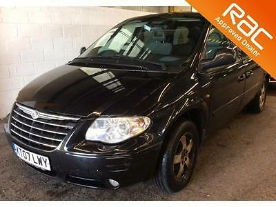 2007 Chrysler Grand Voyager 2.8 CRD Executive XS MPV 5dr Diesel Automatic