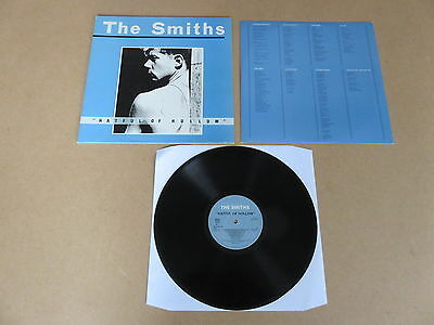 THE SMITHS Hatful Of Hollow ROUGH TRADE LP ORIGINAL UK 1ST PRESSING MORRISSEY