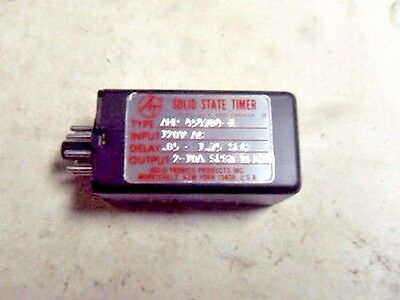 (N3-2) 1 New Airotronics 45704-1 Time Delay Relay