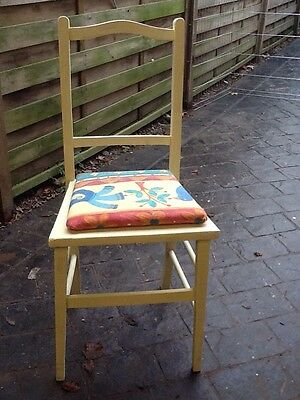 Vintage Bedroom Chair Kitchen Dining Chair