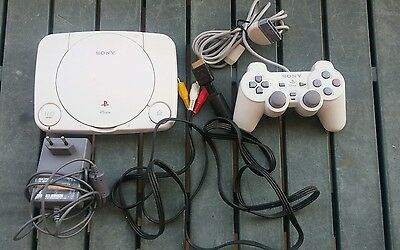 Console sony playstation 1 ps1 psone + giochi in regalo !!
