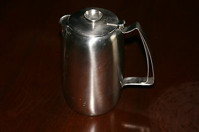 Olde Hall stainless coffee pot