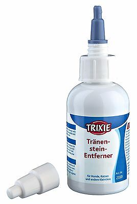 New - Trixie Tearstain Remover 50ml - Dog Cat Rabbit - 2559