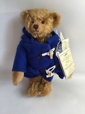 "Dean's Limited Edition Bear, balmoral 11"" New With Tags And Box"