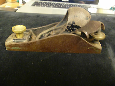 Vintage Union Block Plane Made By Union Mfg Co. New Britain Ct