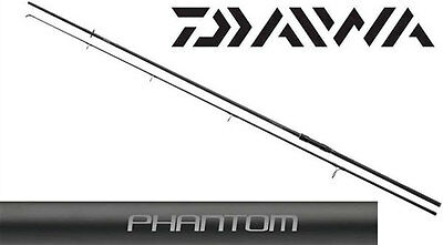 New Daiwa Phantom Carp Fishing Rod 12' 2 Section 3Lb Test Curve Phc2300-Ad