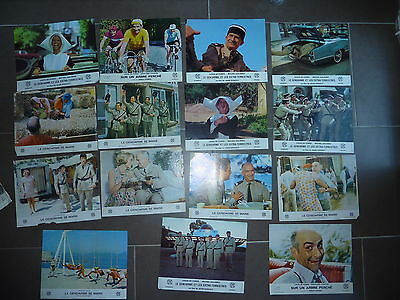 Lot Photo Louis De Funes Gendarme  Snc Production Cinema