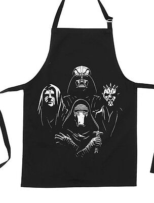 Star Wars Rhapsody Inspired Queen Funny Cooking Apron Novelty Gify