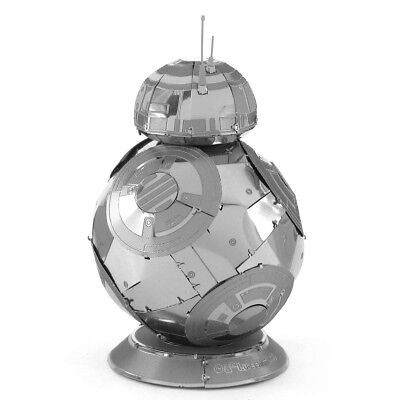 Metal Earth Star Wars EP7 3D Laser Cut Model Kits BB-8 Droid